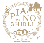 Piano de Ghibli - Studio Ghibli Works Piano Collection - Carl Orrje Piano Ensemble - Carl Orrje Piano Ensemble