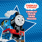 Thomas' Train Yard Tracks