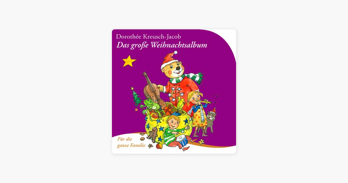 Das Große Weihnachtsalbum By Dorothée Kreusch Jacob