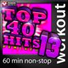 Top 40 Hits Remixed, Vol. 13 (60 Min Non-Stop Workout Mix) [128 BPM] - Power Music Workout