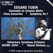 Eduard Tubin - I. Allegro vivace e grazioso
