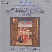 Gregorian Chants from Medieval Hungary - 1. Christmas, 1994