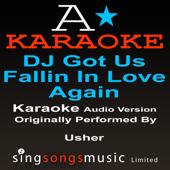 [Download] DJ Got US Falling In Love (Originally Performed By Usher) [Karaoke Version] MP3
