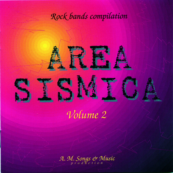 ‎Area sismica, Vol  2 (Rock Bands Compilation) by Various Artists
