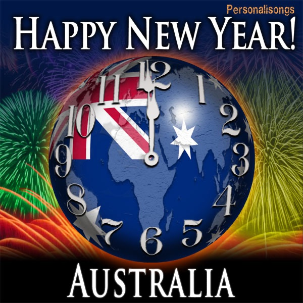 happy new year australia single by personalisongs on apple music