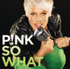 P!nk - So What (Bimbo Jones Radio Mix) artwork