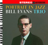 Bill Evans - Portrait In Jazz (Keepnews Collection)  artwork
