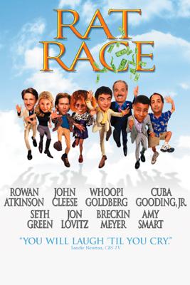 Jerry Zucker - Rat Race  artwork
