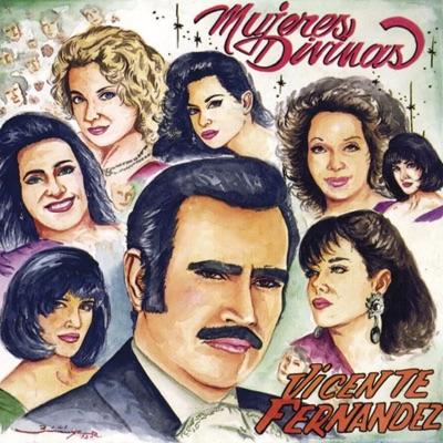 Mujeres Divinas - Vicente Fernández