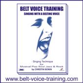 Belt Voice Training - Singing lesson 2 High Belt