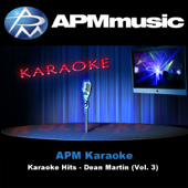 You're Nobody 'Till Somebody Loves You (Karaoke Version)-APM Karaoke