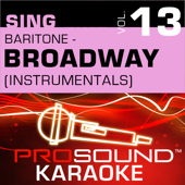 The Impossible Dream (Karaoke Instrumental Track) [In The Style Of Man Of La Mancha]-ProSound Karaoke Band