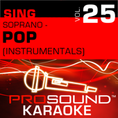 I Think I'm In Love With You (Karaoke Instrumental Track) [In The Style Of Jessica Simpson]-ProSound Karaoke Band