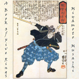A Book of Five Rings: The Strategy of Musashi (Unabridged) audiobook