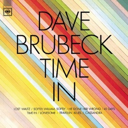 View album Dave Brubeck - Time In