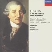 Haydn (composer), Choir of Christ Church Cathedral, Oxford (artist) - Haydn: The Masses - Disc 6 - Missa Sancta Caeciliae (Missa cellensis, 1766) - Agnus Dei