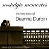 The Very best OF Deanna Durbin (Nostalgic Memories volume 119)