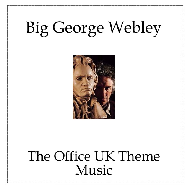 The Office Uk Theme Music By George Webley On Le