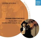 Anner Bylsma - Partita in A minor, BWV 1013 I. Allemande II. Corrente III. Sarabande IV. Bourrée anglaise