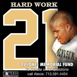 quality design aad8c eb4ee D.J.'s Song (Hard Work) [feat. D.J. Jones] - Single by A.T. on iTunes
