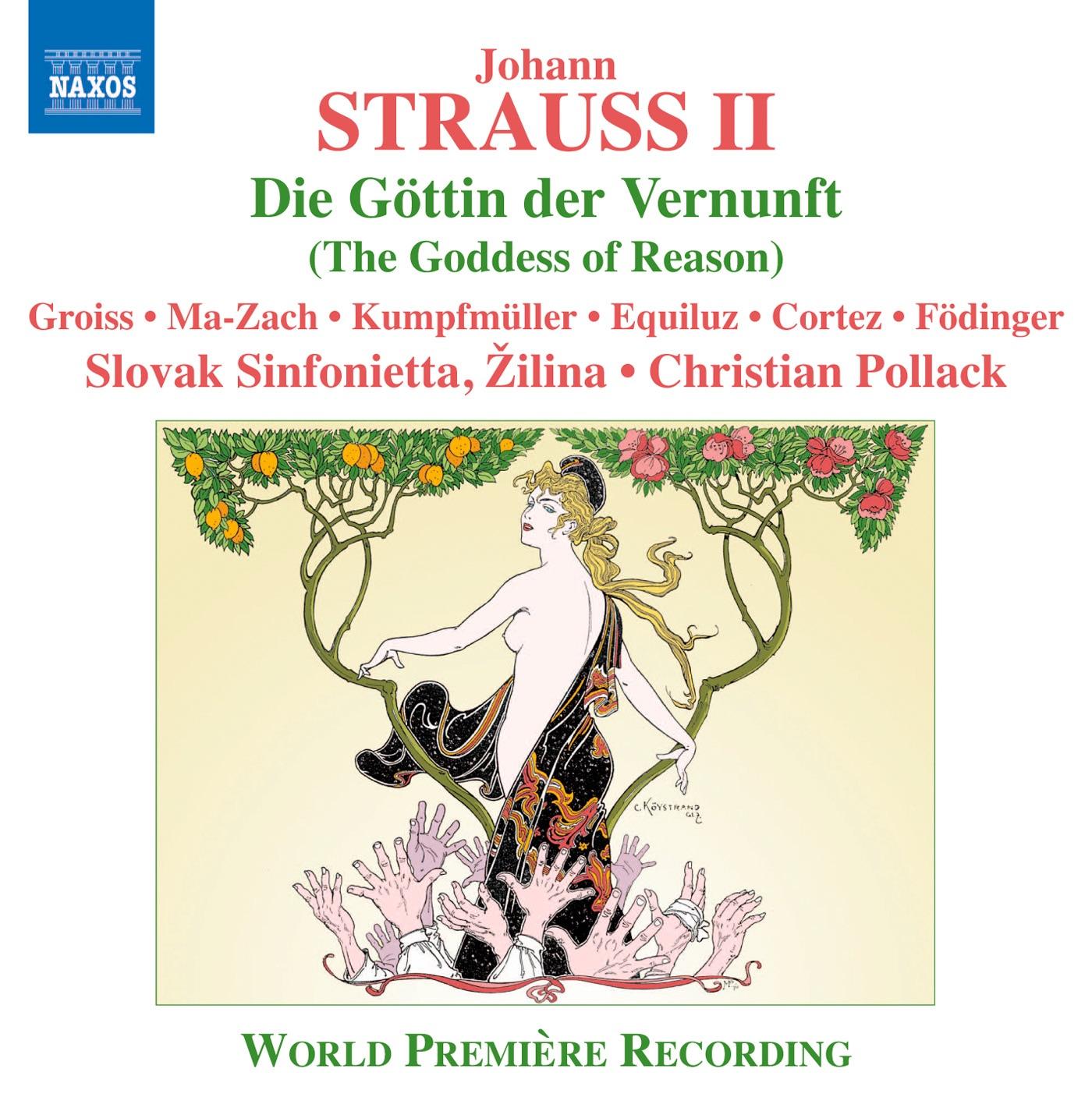 J. Strauss II - Die Gottin der Vernunft, Divertissement, Op. 160,