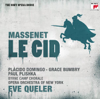 Opera Orchestra of New York, Grace Bumbry, Plácido Domingo, Jake Gardner, Eleanor Bergquist, Arnold Voketaitis, Paul Plishka, Eve Queller, Theodore Hodges, Clinton Ingram, John Adams & Byrne Camp Chorale - Le Cid - An opera in four acts: O souverain, o juge, o pere... (Celestial Voices, Placido Domingo, John Adams) artwork
