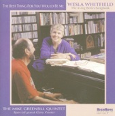 Wesla Whitfield - The Best Thing for You