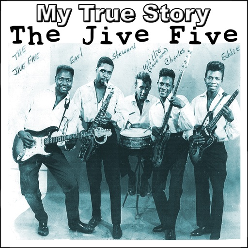 Art for I'm a Happy Man by The Jive Five