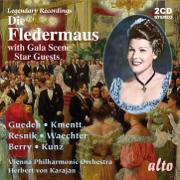 Die Fledermaus - Hilde Gueden, Waldemar Kmentt, Vienna Philharmonic & Herbert von Karajan - Hilde Gueden, Waldemar Kmentt, Vienna Philharmonic & Herbert von Karajan