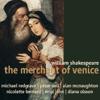 William Shakespeare - The Merchant of Venice (Unabridged)  artwork