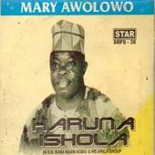 Late Mary Awolowo artwork