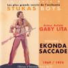 Ekonda Saccade, Vol. 1 (1969 - 1974) - Gaby Lita & Stukas Boys