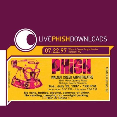 LivePhish 7/22/97 (Walnut Creek Amphitheatre) - Phish