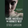Stieg Larsson - The Girl Who Kicked the Hornet's Nest artwork