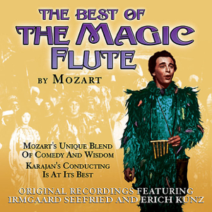 Vienna Philharmonic - The Best of the Magic Flute: The Opera Masters Series