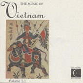The Music of Vietnam, Vol. 1.1
