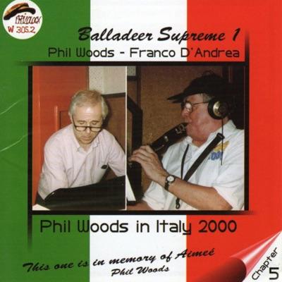 Balladeer Supreme 1 - Phil Woods