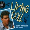 Cliff Richard - Living Doll artwork