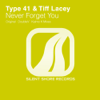Never Forget You - EP - Type 41 & Tiff Lacey