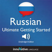 Learn Russian: Ultimate Getting Started with Russian  Box Set, Lessons 1-55: Beginner Russian #8
