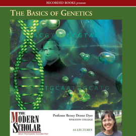 The Basics of Genetics (Unabridged) audiobook