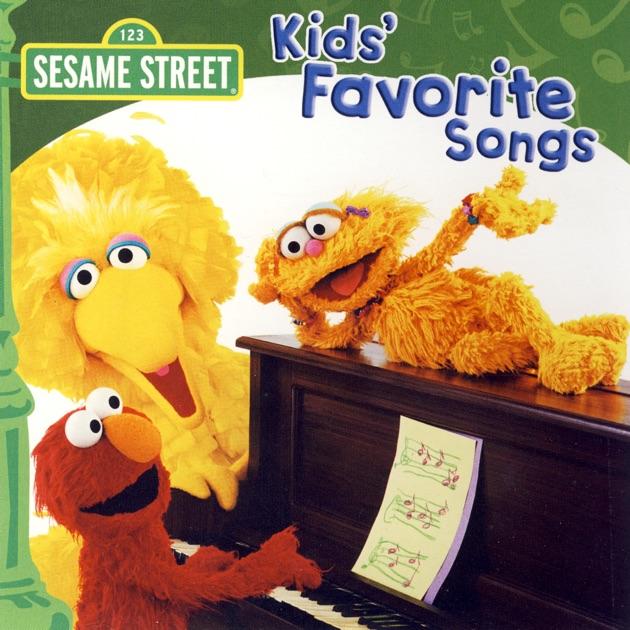 Sesame Street: Kids' Favorite Songs by Sesame Street on ...