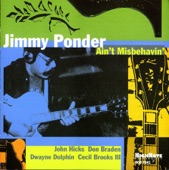 Jimmy Ponder - Three Little Words feat. Don Braden,John Hicks