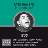 Fats Waller - (Oh Sunannah) Dust Off That Old Pianna (03-06-35)