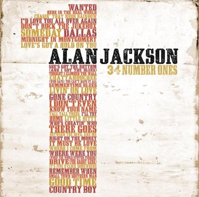 34 Number Ones - Alan Jackson album