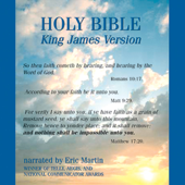 The King James Audio Bible: Authorized Version (Unabridged)