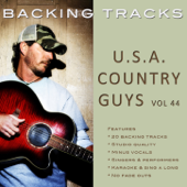 There Goes My Heart (Country Music Backing Track as performed by The Mavericks)