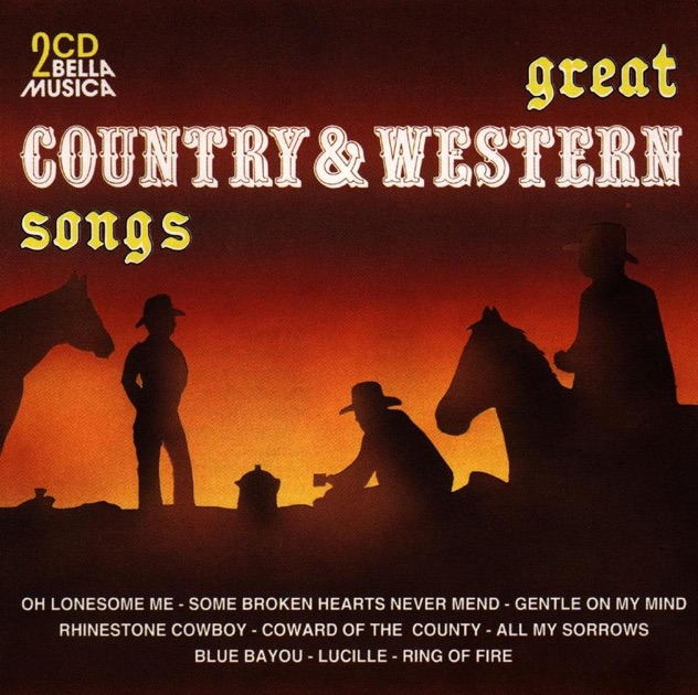 Great Country and Western Songs by Various Artists on ...