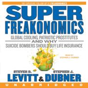 Download SuperFreakonomics (Unabridged) Audio Book