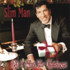 Slim Man - White Christmas artwork